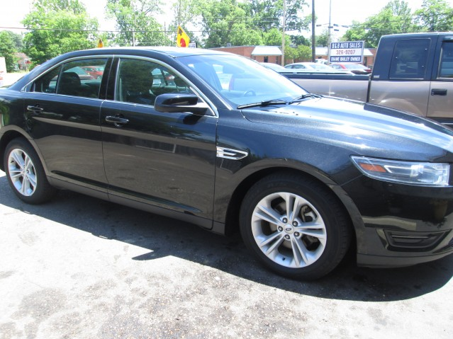 B And B Auto Sales Marks Ms 2014 Ford Taurus